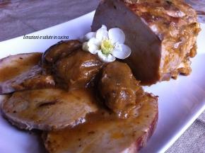 Arista di maiale in salsaagrodolce